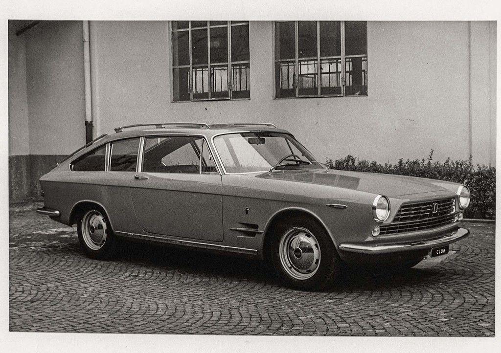 Content 14a fiat 2300 s club 1962 prototype