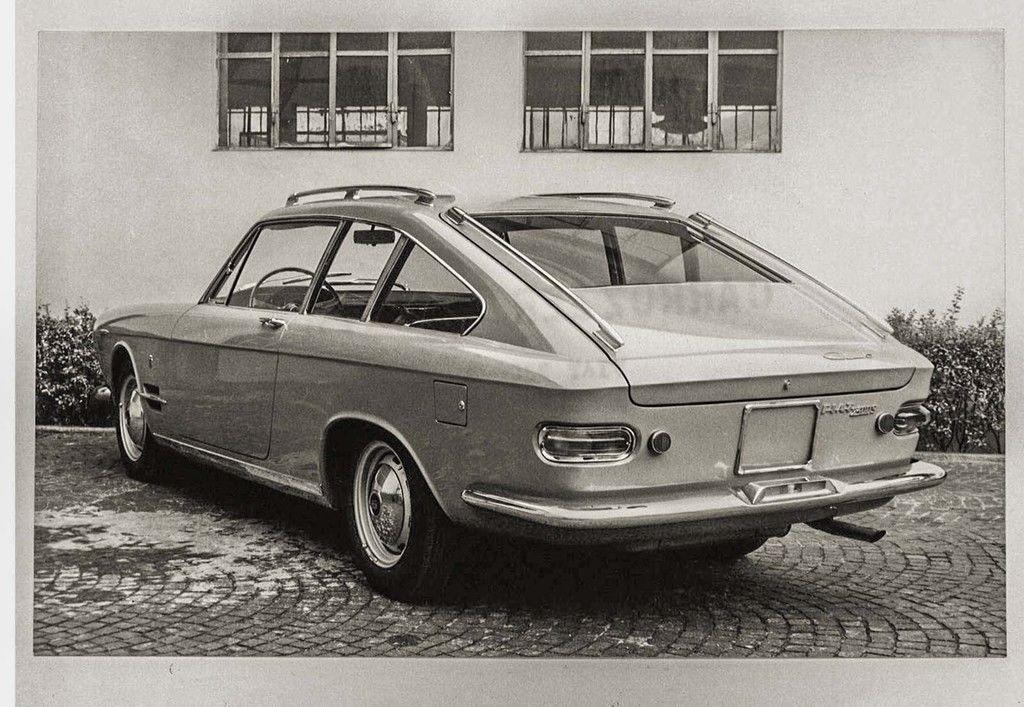 Content 15 fiat 2300 s club 1962 prototype