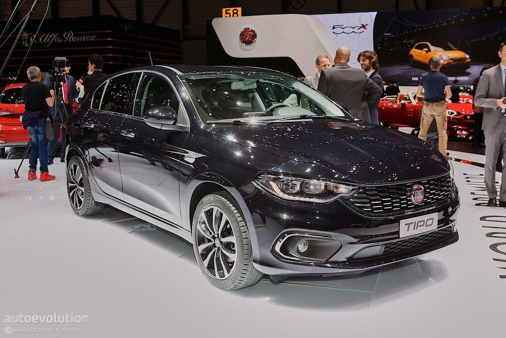Content 500000th fiat tipo rolls off the production line 11