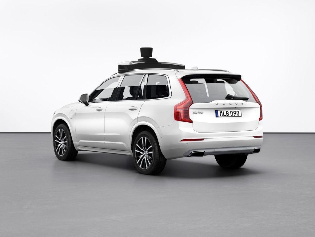 Content autonomne auto volvo a uber autozurnal.com 2
