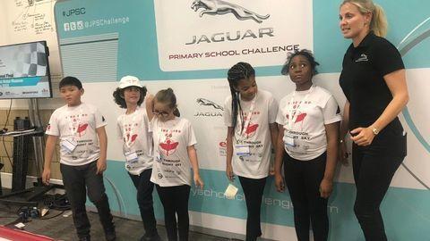 Thumb jaguar challenge f