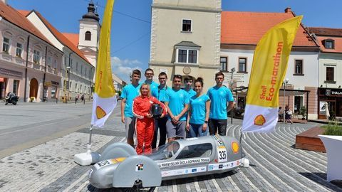 Thumb shell eco marathon europe trnava