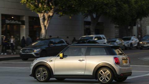 Thumb elektromobil mini cooper se autozurnal.com  2
