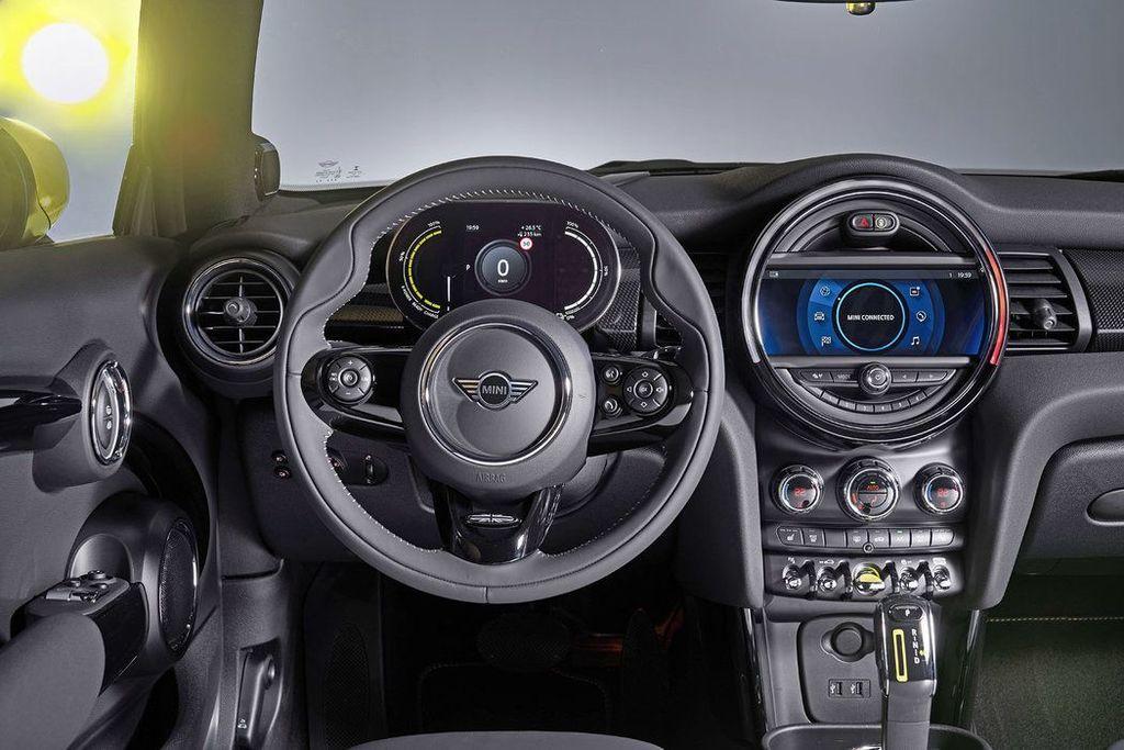 Content elektromobil mini cooper se autozurnal.com  14
