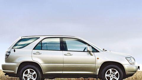 Thumb lexus rx prve luxusne suv historia autozurnal.com 9