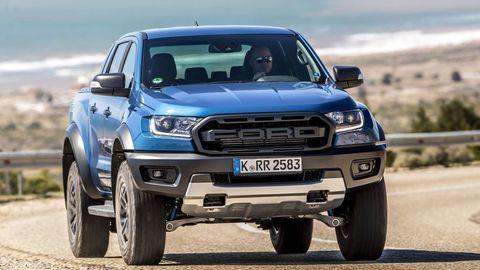 Thumb ford ranger raptor slovensky cennik ceny autozurnal.com 70