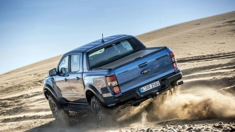 Thumb ford ranger raptor slovensky cennik ceny autozurnal.com 88