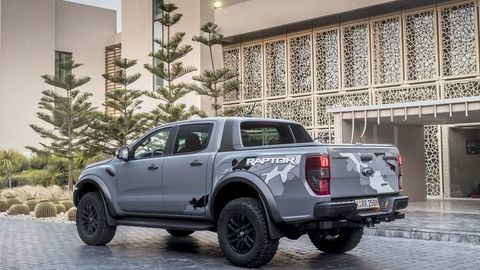 Thumb ford ranger raptor slovensky cennik ceny autozurnal.com 6