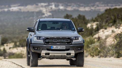 Thumb ford ranger raptor slovensky cennik ceny autozurnal.com 20