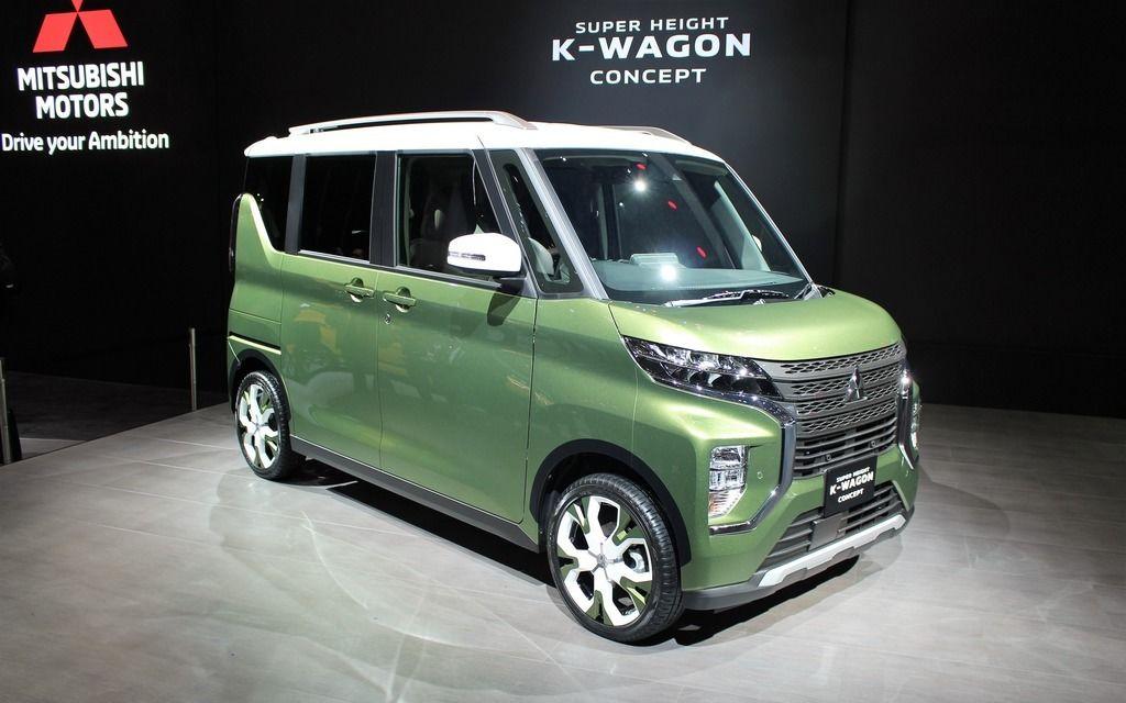 Content mitsubishi k wagon
