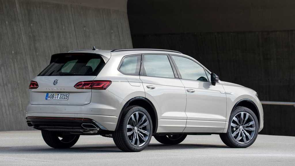Content volkswagen touareg sondermodell one million  1