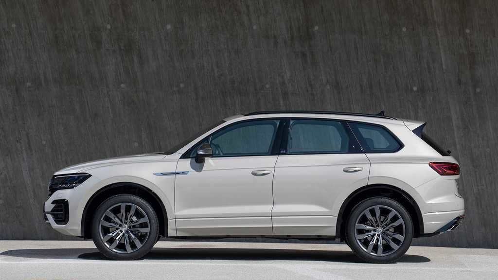 Content volkswagen touareg sondermodell one million  2