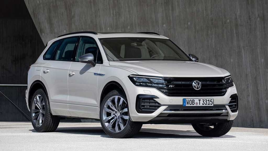Content volkswagen touareg sondermodell one million