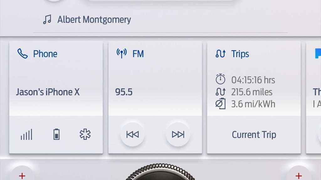 Content ford sync 4  3