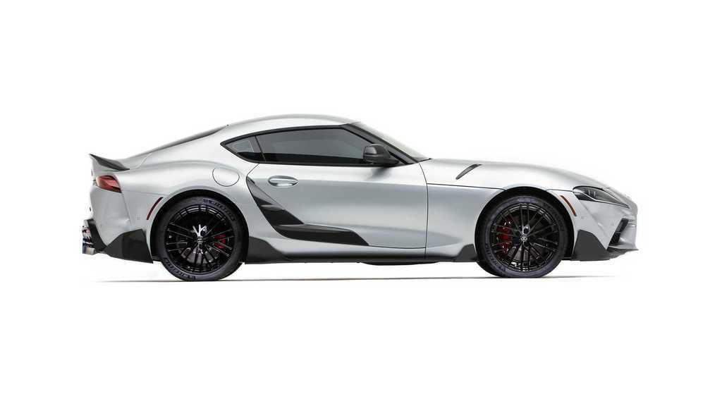 Content toyota supra performance line concept