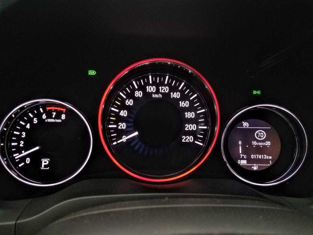Content test honda hr v sport 1 5 vtec turbo autozurnal 13