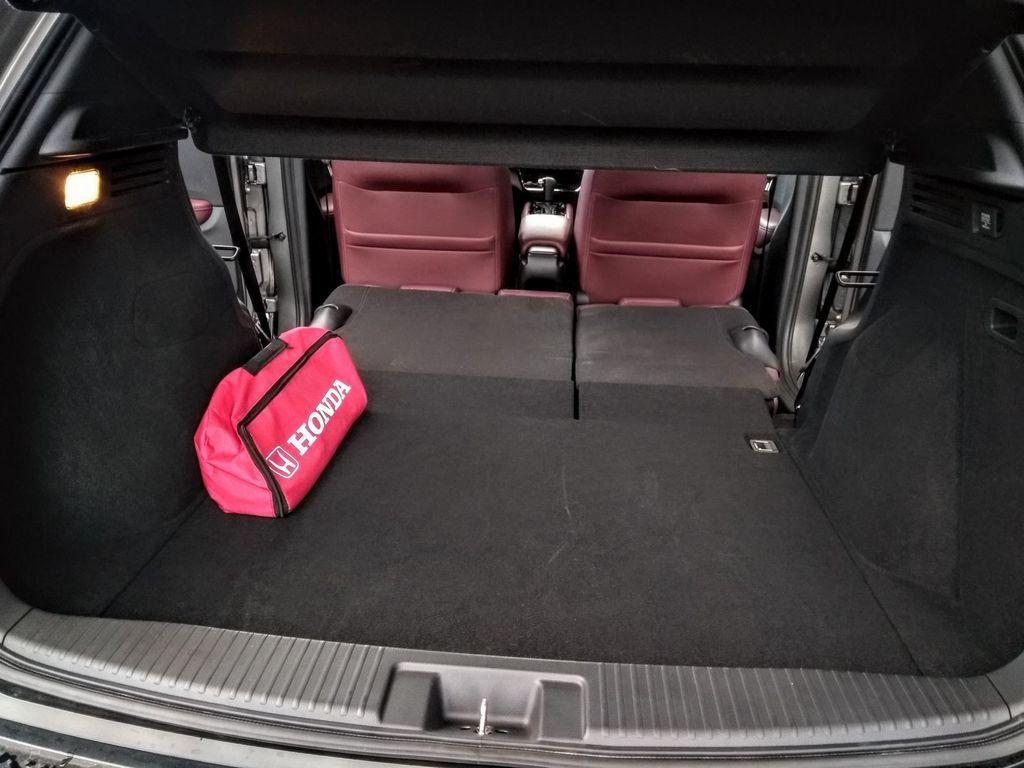Content test honda hr v sport 1 5 vtec turbo autozurnal 22