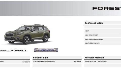 Thumb subaru forester eboxer 2020 autozurnal 5