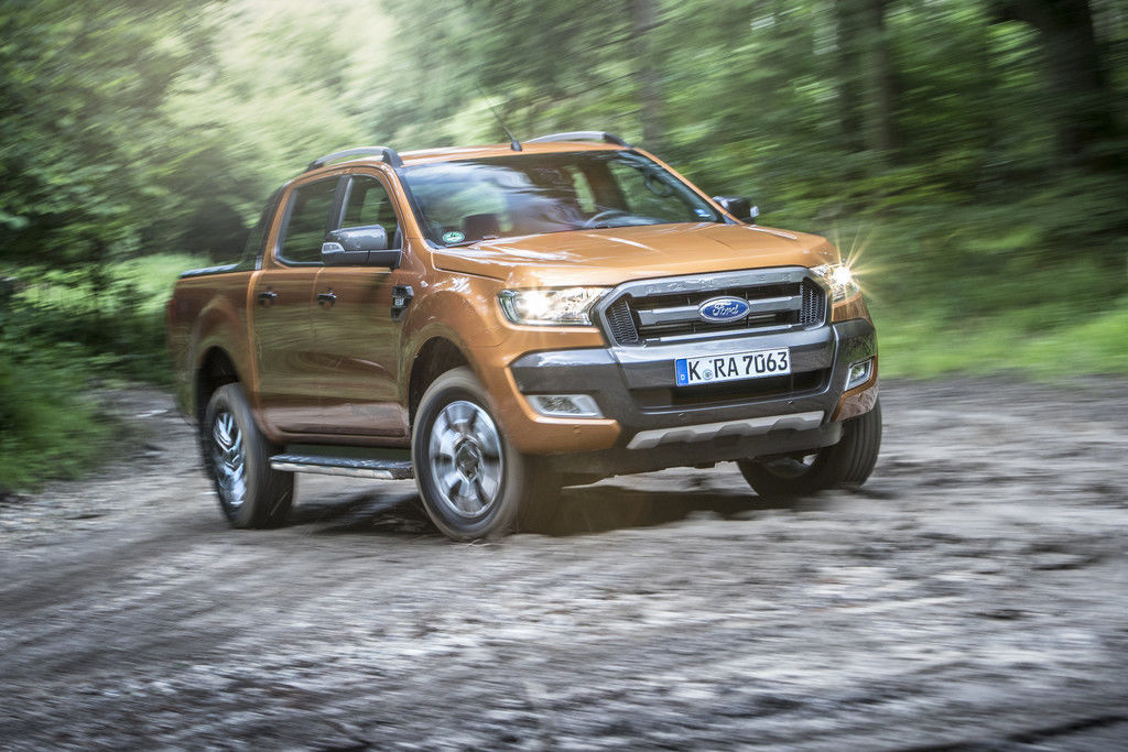 Content ford ranger