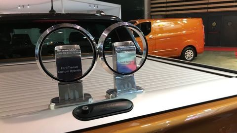 Thumb ford van a pickup roka 2020