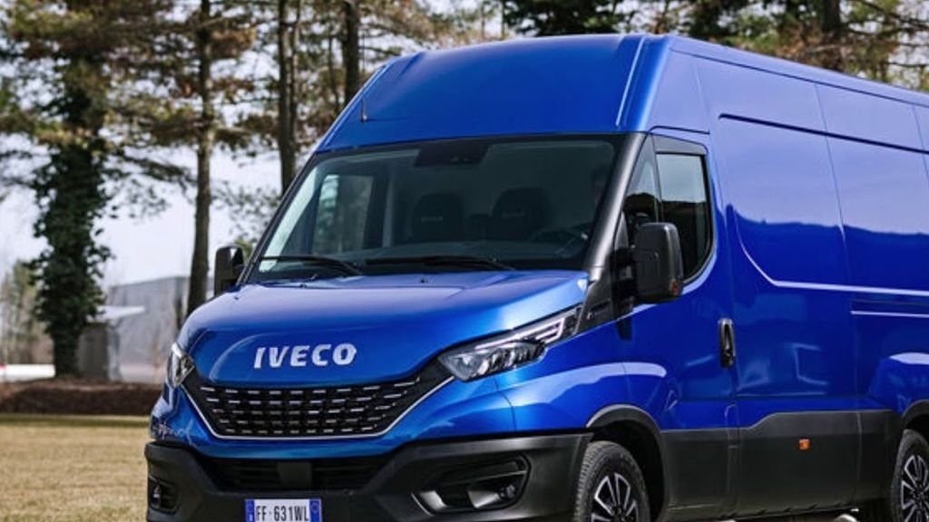 Content iveco daily