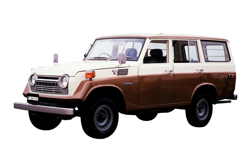 Content 5 station wagon land cruiser 1967 55