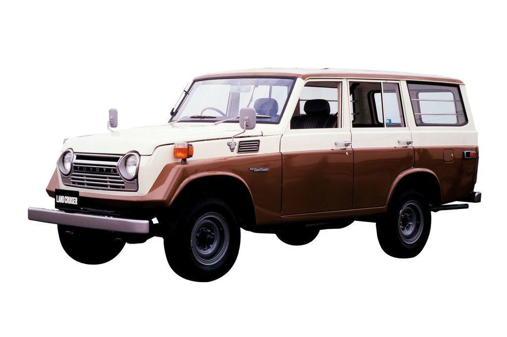 Content 5 station wagon land cruiser 1967 55