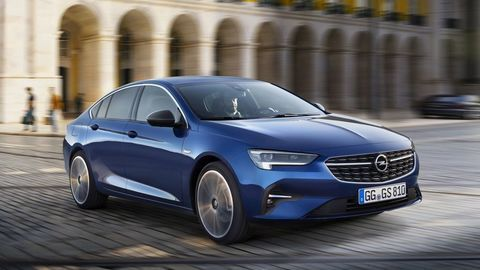Thumb opel insignia facelift 2020 autozurnal 4