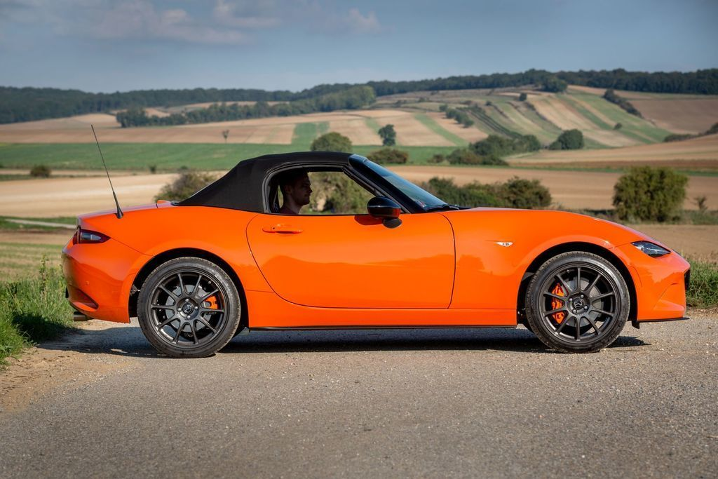 Mazda MX-5 Test 30th Anniversary