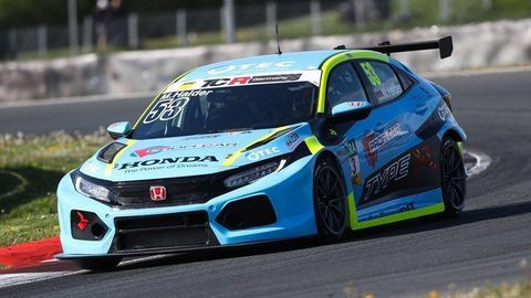 Thumb 199269 honda civic type r tcr awarded model of the year prize