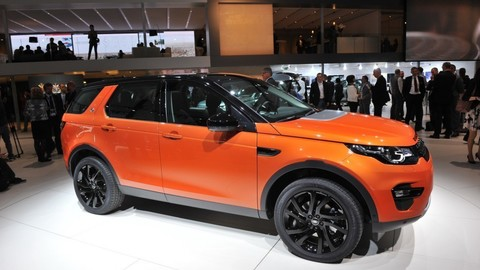 Thumb 80424 large motoring mercedes triedy v land rover discovery sport a mini sd