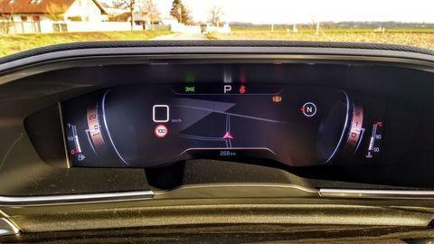 Thumb test peugeot 508 sw 1.6 puretech 2019 autozurnal  24