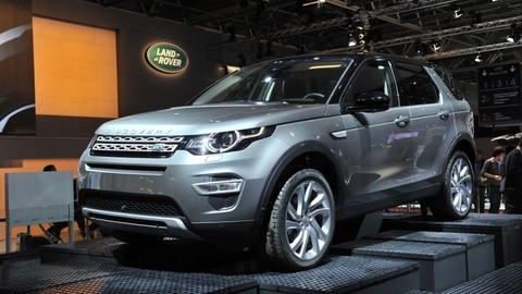 Thumb 80412 large motoring mercedes triedy v land rover discovery sport a mini sd