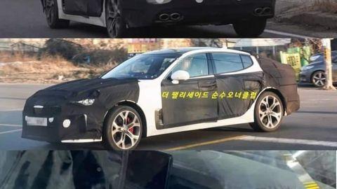 Thumb kia stinger 2020 facelift autozurnal 1
