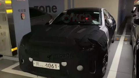 Thumb kia stinger 2020 facelift autozurnal 5