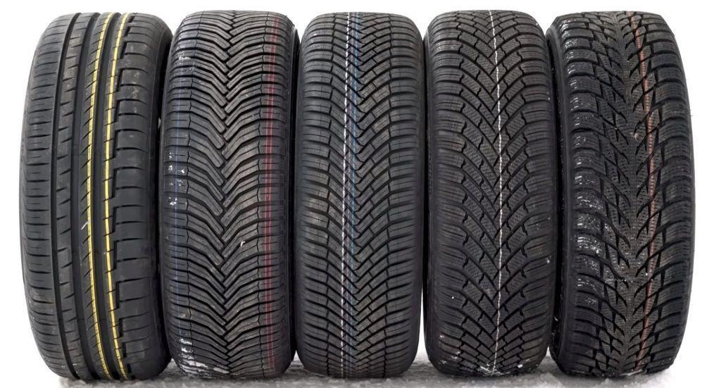Content test zimnych letnych celorocnych pneumatik pri toznych teplotach autozurnal 5