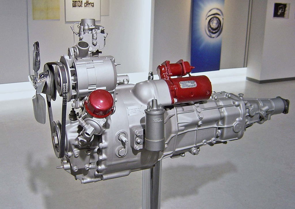 Content mazda rotary engine early