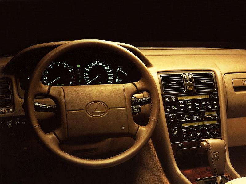 Content lexus ls400 airbag