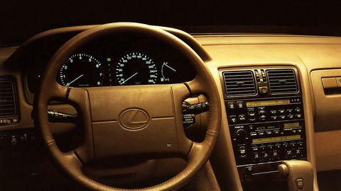 Thumb lexus ls400 airbag