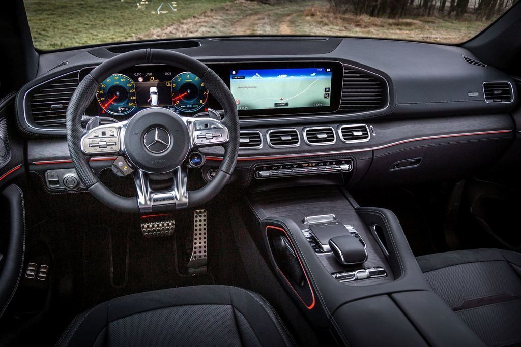 Content test mercedes amg gle 53 4matic autozurnal 14