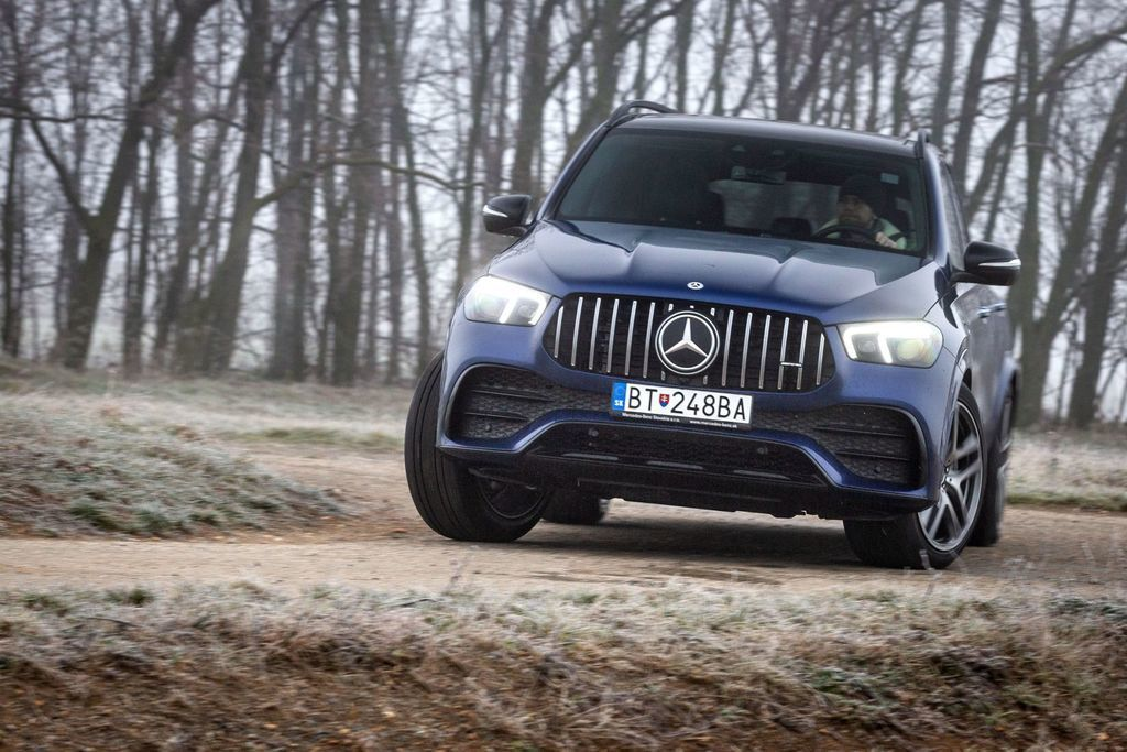 Content test mercedes amg gle 53 4matic autozurnal 46