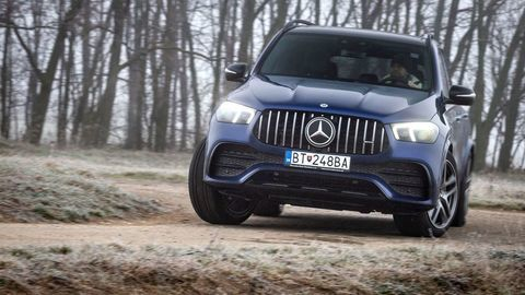 Thumb test mercedes amg gle 53 4matic autozurnal 46