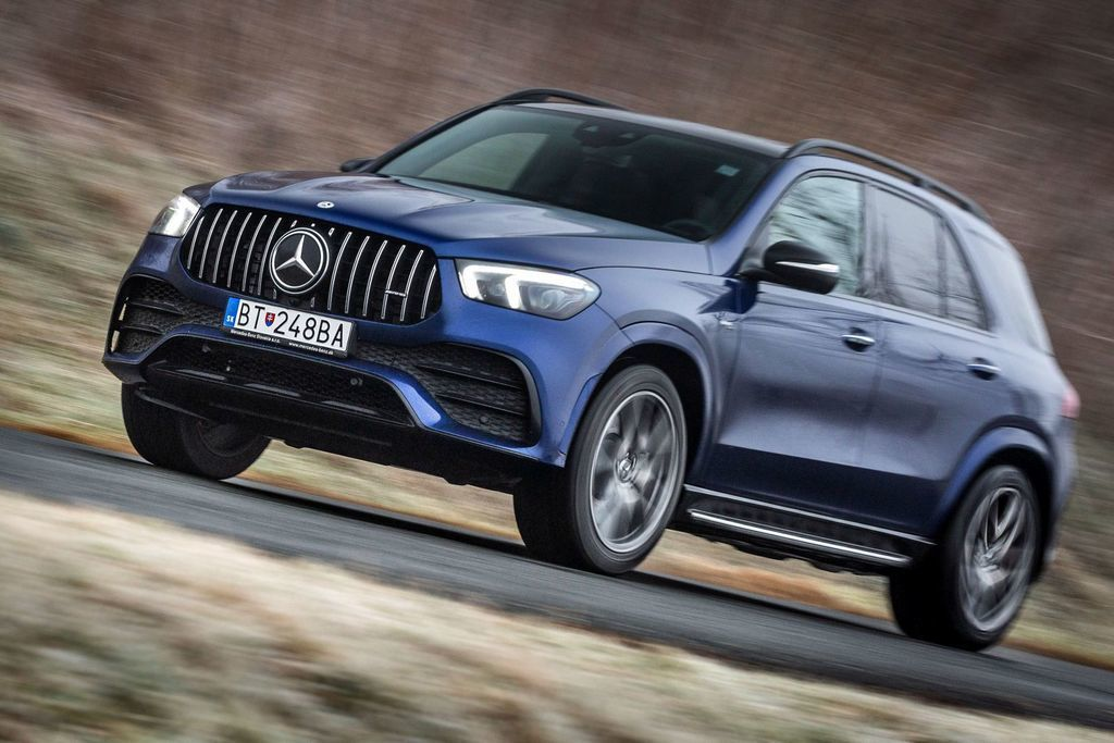 Content test mercedes amg gle 53 4matic autozurnal 49