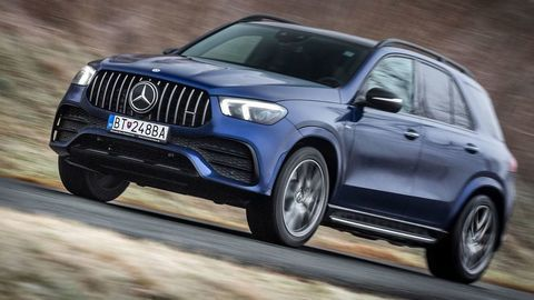 Thumb test mercedes amg gle 53 4matic autozurnal 49