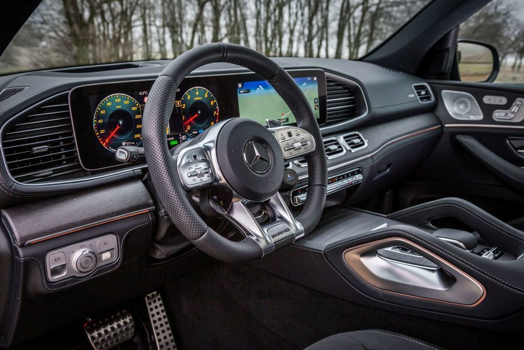 Content test mercedes amg gle 53 4matic autozurnal 1