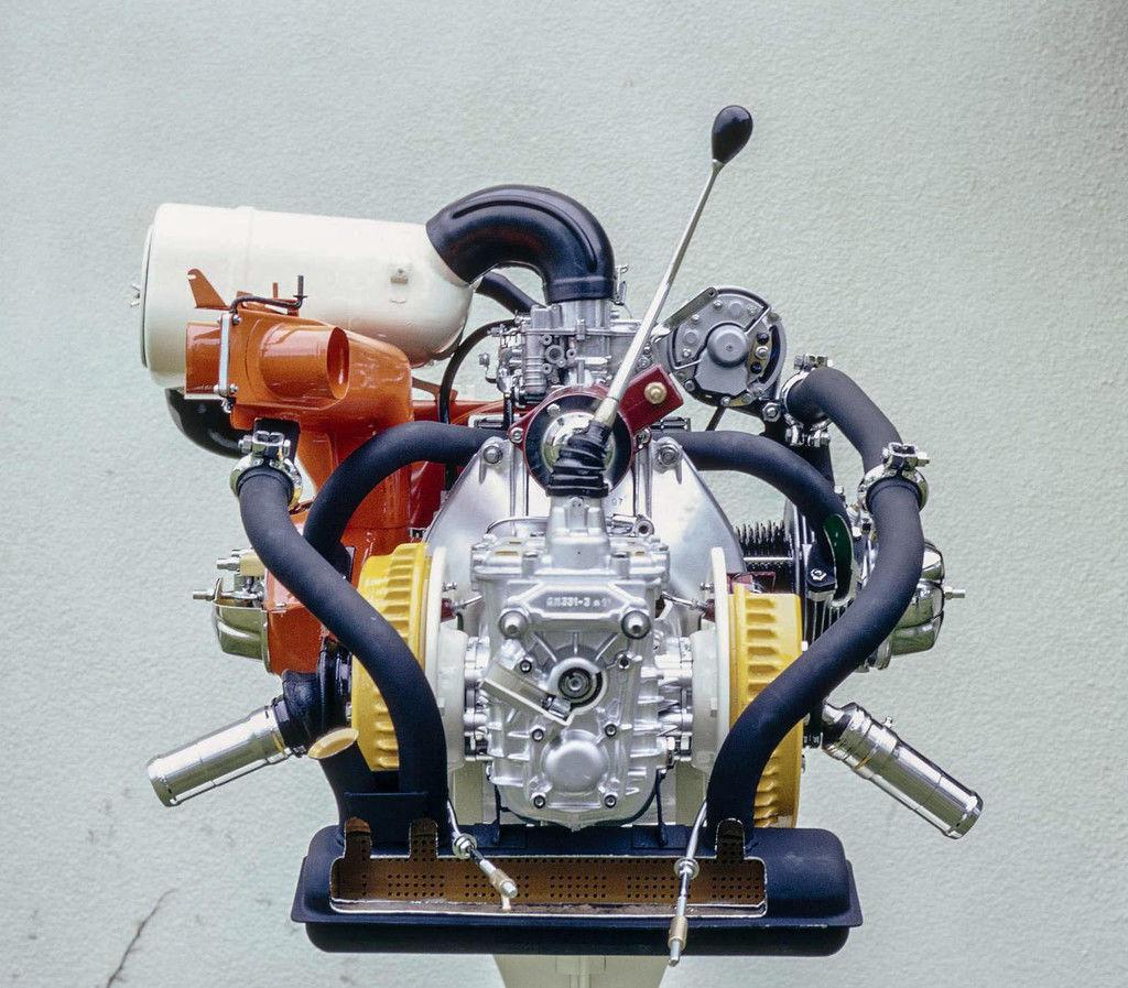 Content moteur flat twin m35 1970 931moteur flat twin m35 1970