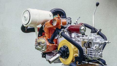Thumb moteur monorotor wankel de la m35 1 932moteur monorotor wankel de la m35 1