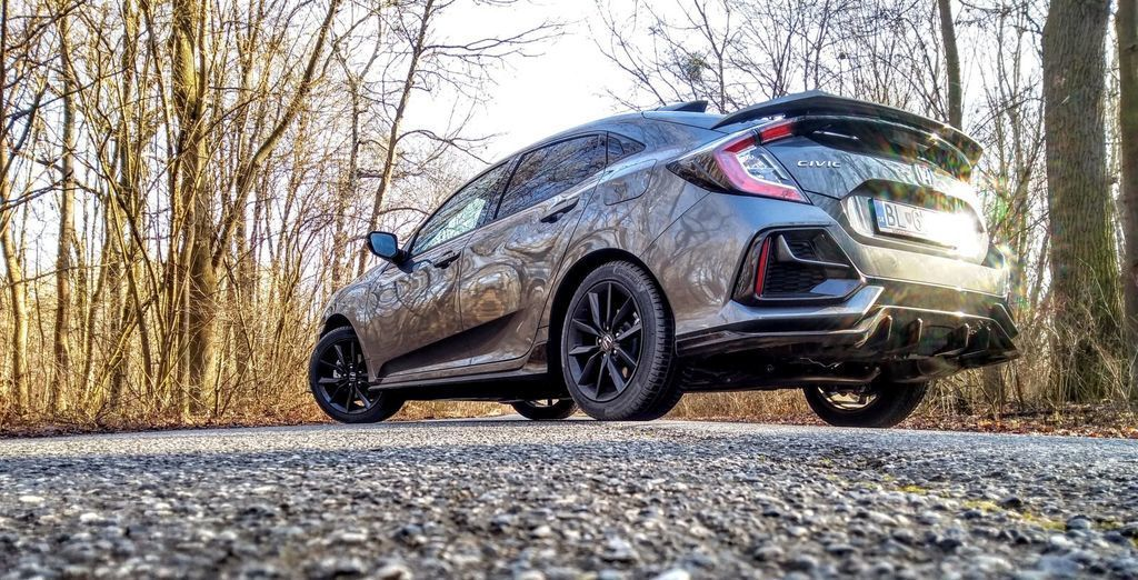 Content test honda civic 1.0 turbo sport line autozurnal 2