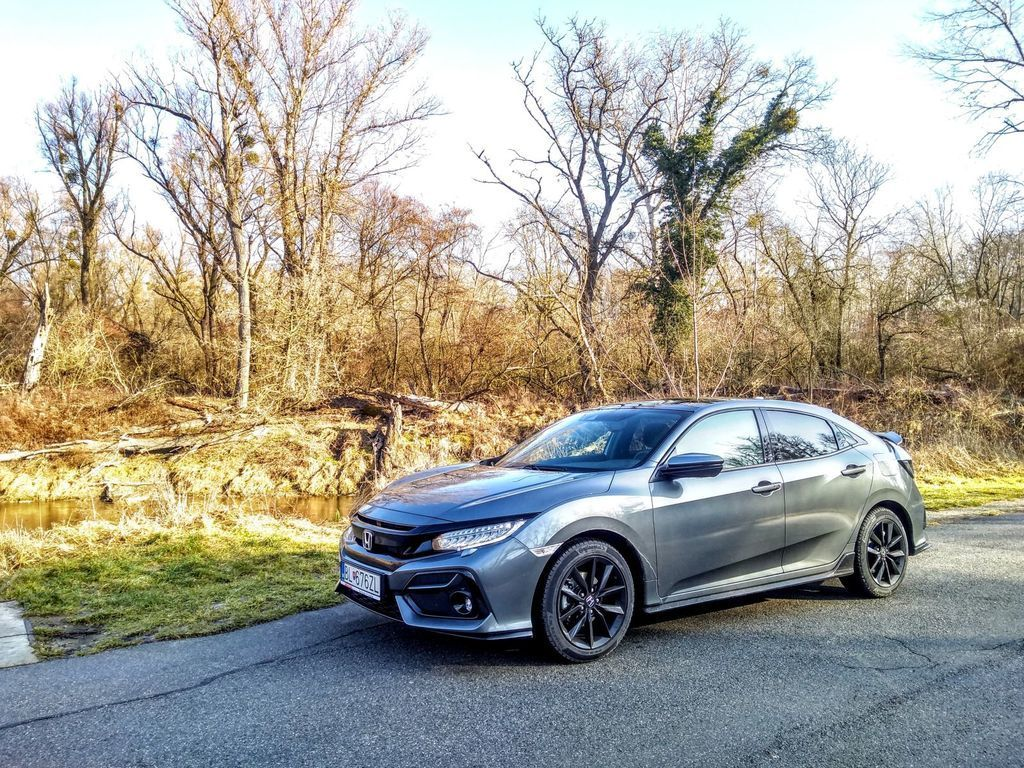 Content test honda civic 1.0 turbo sport line autozurnal 7