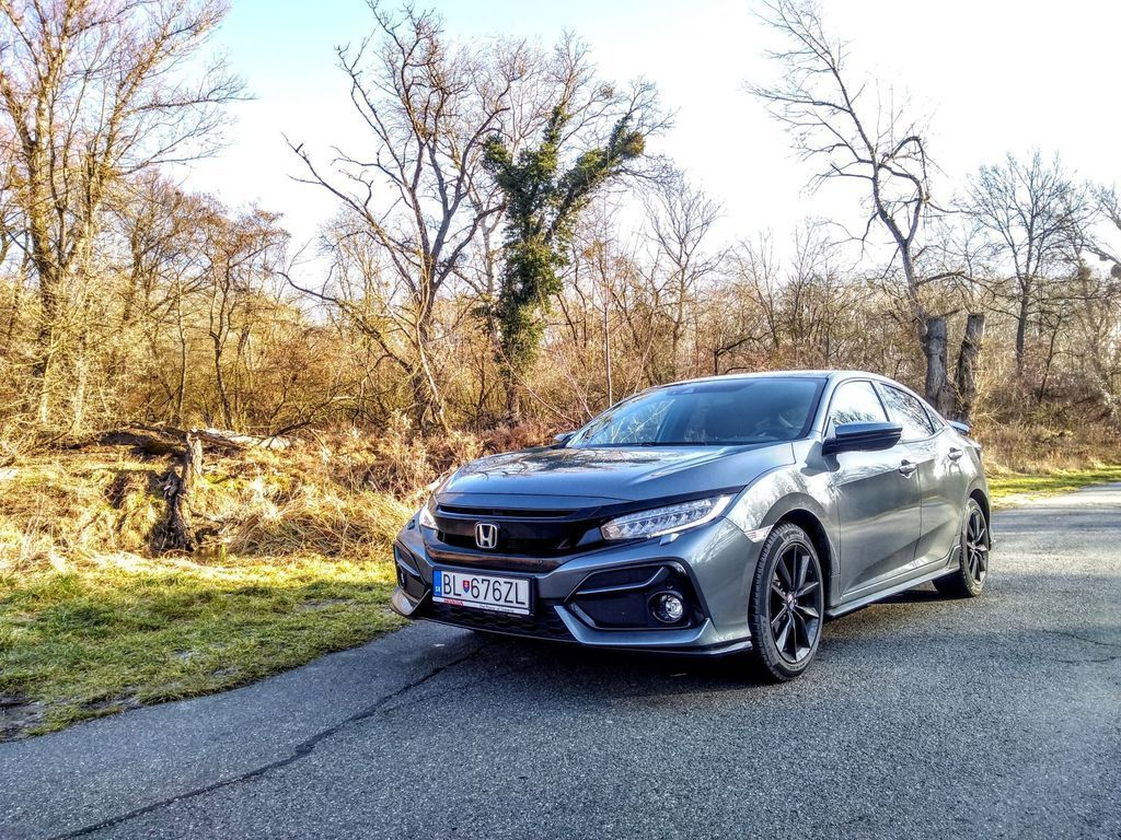 Content test honda civic 1.0 turbo sport line autozurnal 8